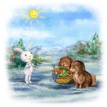 26A-2 bunny happy